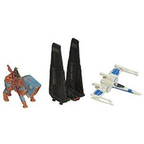Star Wars The Force Despierta Máquinas Micro 3-pack Desert I