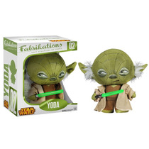 Funko Fabrikations Star Wars Yoda Peluche Plush Pop