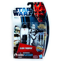Star Wars Clone Trooper Movie Heroes Mh11 Rots Hasbro