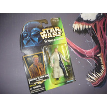 Han Solo In Endor Star Wars The Power Of The Force Figura