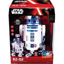 Star Wars R2-d2 Figura Deluxe Interactivo R/c Control 2015