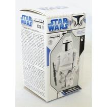 Star Wars Boba Fett Black & White Prototype Kubrick Legacyts