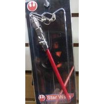 Llavero Star Wars Sable Laser Metálico