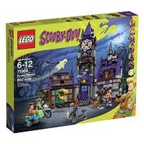 Lego Scooby-doo Misterio 75904 Kit Mansión Edificio