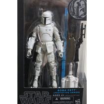 Figura Boba Fett Prototype Armor Black Series