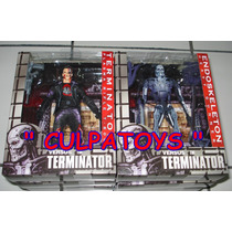 ---robocop Vs Terminator Serie 1 Neca Video Game Version ---