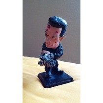 Figura Estatuilla Terminator 2 De Pasta