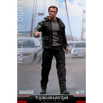 T-800 Guardian Sixth Scale Figure By Hot Toys Igcomics