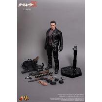 Hot Toys Dx10 Terminator T800 Nuevo En Stock