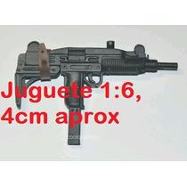 Juguete: Arma Tipo Automatica Terminator Hot Toys