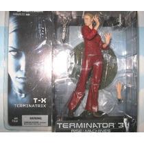 Figura De La Pelicula Terminator 3 Tx-terminatrix