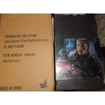 ### Hot Toys John Connor Terminator Salvation Final Battle #