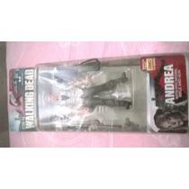 Walking Dead: Andrea By Mcfarlene Toys !!!