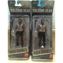 The Walking Dead Rick Grimes Policia Zombies Caminantes