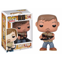 Daryl Dixon Funko Pop The Walking Dead Serie Daril Muertos