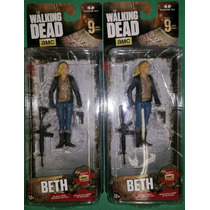 Mcfarlane The Walking Dead Series 9 Beth 2016 Envío Inmediat
