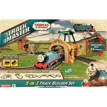 Fisher-price Thomas Y Sus Amigos Trackmaster 5-en-1 Pista Co