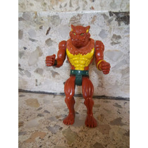 Chacalo Thundercats Vintage 80s Exelente Estado Jackalman