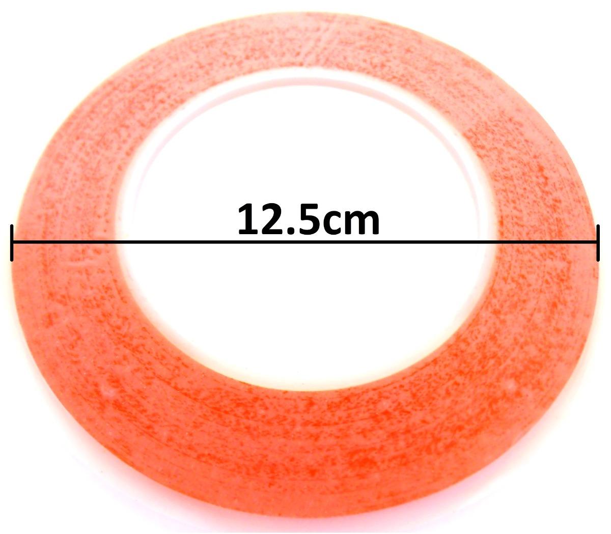 Cinta adhesiva 2mm doble cara transparente 25mts - Cinta adhesiva doble cara transparente ...