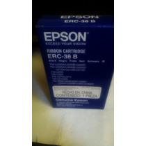 Cinta Epson Erc-38b Tm-u200/210/220/230/325/370 Erc38b