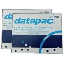 2x Cinta Datapac Dp-080 Purpura Epson Tmu 230 Erc Calidad