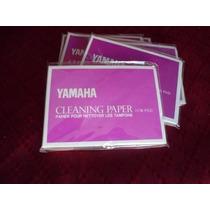 Pad Paper Para Clarinete Fagot Oboe Flauta Zapatillas Yamaha