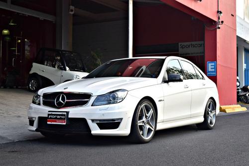 Mercedes Benz Clase C 4p C 63 Amg Aut 2013
