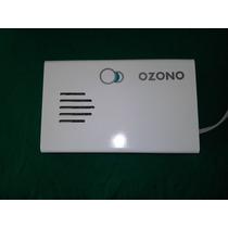 Ozono Purificador Ambiental Elimina Humedad Olores, Uso Rudo