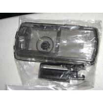 Protector Motorola L7 Carcaza Rigido Con Clip
