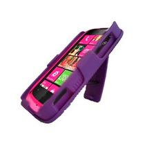 Combo Clip Nokia Lumia 610 Y Mica Protectora Gratis