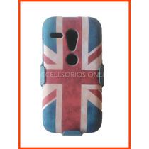 Clip Combo Protector Holster Moto G Xt1032 Gran Bretaña !!!