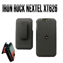 Combo Clip Holster Iron Rock Xt626 Nextel Evolution