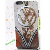 Protector Holister Clip Vintaje Vw Iphone 6 Plus