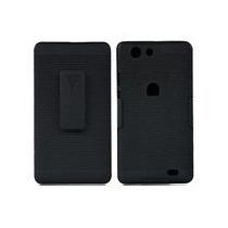 Estuche Clip Uso Rudo Con Mica Huawei G7 Nextel