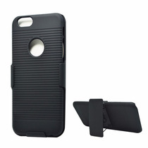 Iphone 6 Plus Holster Cinturon Clip Case Protector + Mica