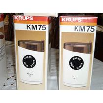 Mini Molino Para Cafe Y Especias Krups