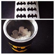 Molde Silicon Para Hielo Batman