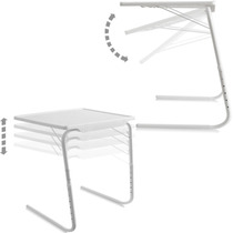 Table Mate Mesa Plegable Multiusos Practica Portatil Ajustab