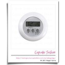 Cronómetro Digital Con Alarma Para Cocina Repostería #861