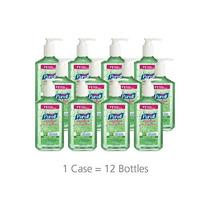 Purell 3639-12 Avanzada Instantánea Desinfectante De La Mano