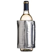 Enfriador De Vino - Wrap Around Plata Mantiene Y Botellas De