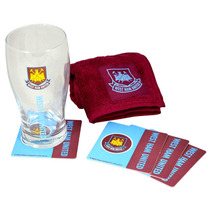 Bar Set - West Ham Football Club De Fútbol Equipo Deportivo