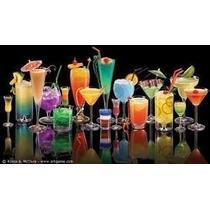 Conviertete En Un Barman De Cocteles Y Micheladas