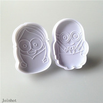 Cortadores 3d Con Figuras De Minions