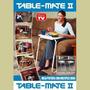 Table Mate Mesa Plegable Multiusos Y Alturas 18 Posiciones