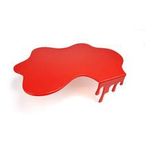 Tabla De Cortar - Splash - Novedad Roja Gran Cocina
