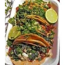 Aprende A Preparar Tacos Estilo Jalisco Los Callejeros