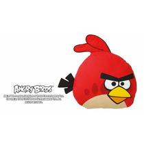 Cojin Decorativo Mod Angry Birds Vianney
