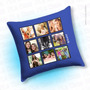 Cojín Personalizado Cuadrado Impreso Con Tus Fotos Favoritas