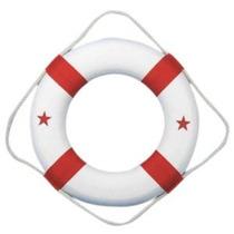 Hechos A Mano Nautical Decor Vida Decorativo Anillo Nueva Li